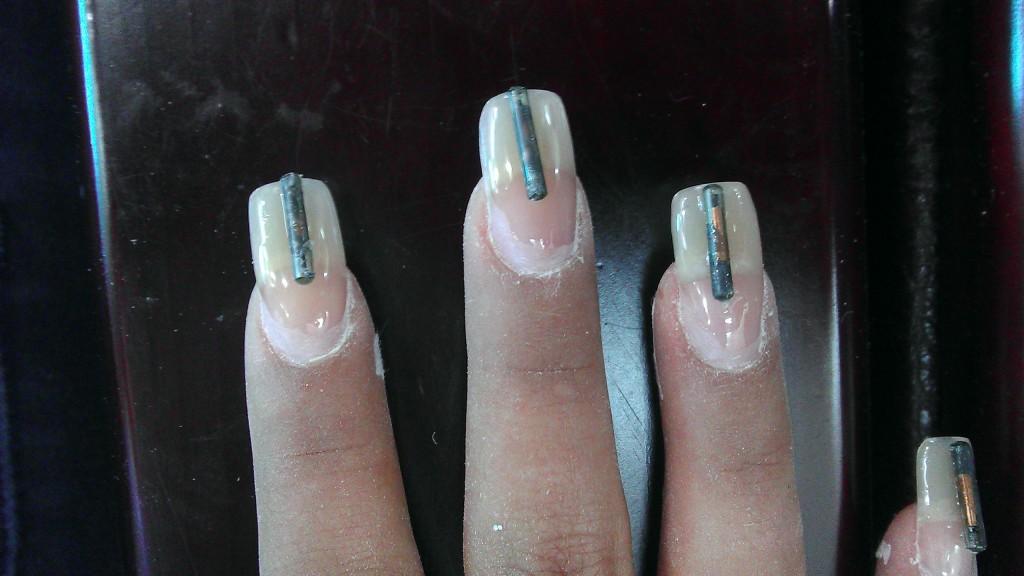 RFID Nails